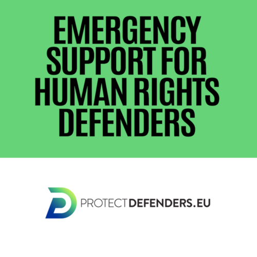 PD - emergency support