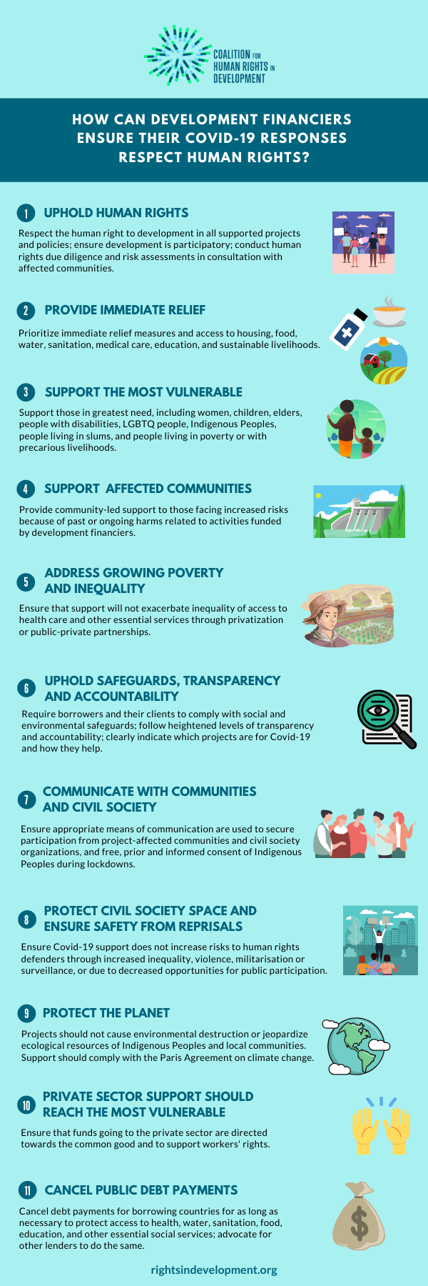 Infographic ENG - Covid19 statement